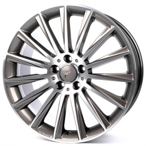 20x8.5 5x120 ET30 CB72,6 Keskin KT18 palladium front polish