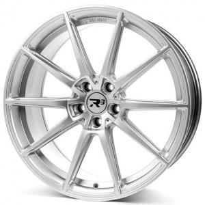20x9,0 5x112 ET37 CB 72,6 R³ Wheels R3H03 Hyper-Silver