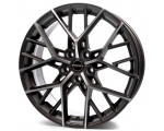 20x8.0 5x112 ET45 CB72,5 Borbet BY titan polished matt