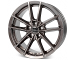 16x6.5 5x108 ET40 CB72,5 Borbet W mistral anthracite glossy