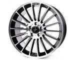 19x8.5 5x120 ET35 CB72,6 Keskin KT15 black front polish