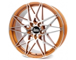 18x8.0 5x120 ET35 CB72,6 MAM B2 acid orange front polish