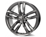 18x8.0 5x112 ET35 CB72,6 R³ Wheels R3H03 anthracite-polished