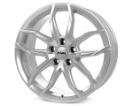 19x8.5 5x120 ET35 CB72,6 MAM RS4 palladium front polished