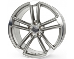 21x8.5 5x112 ET25 CB66,5 Borbet BY titan polished matt